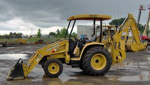 gallery of john deere backhoe