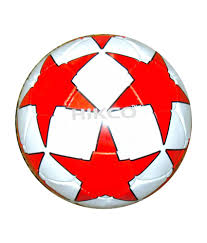 Lsw Flag Football Hikco Red Star Football Buy Online At Best Price On Snapdeal