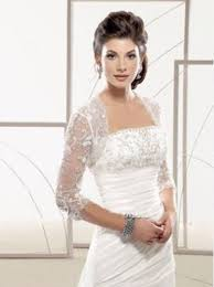 wedding dress with bolero wedding dress jacketwedding gown dresses discount lace jacket