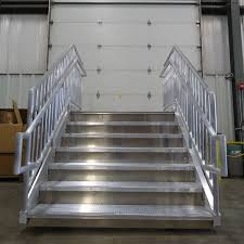 Industrial Stairs Design Fabricated Metal Stairs Custom Industrial Stairs Access Solutions