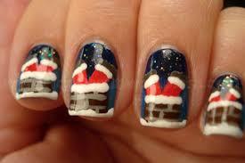 christmas u0026 new year eve nail art designs 2017
