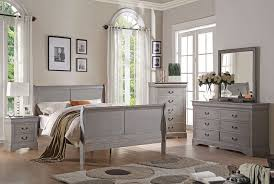 simple decoration grey bedroom furniture philippe antique grey