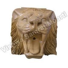 roaring lion statue roaring lion statues statues sculptures vishwa samrat moorti