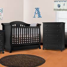 bedroom cool dark brown wood bonavita baby furniture convertible