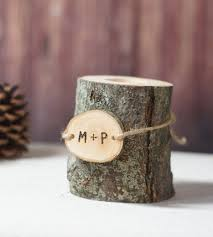 personalized candle holder rustic home decor personalized gifts