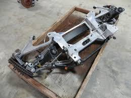 corvette rear suspension 97 04 corvette c5 oem complete rear suspension cradle ls1 assembly