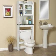 Bathroom Cabinet Storage Organizers Shelf Toilet Cabinet