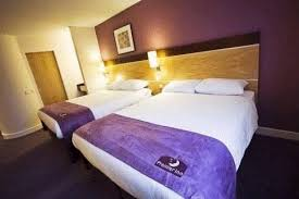 Premier Inn Uttoxeter A  Star Rated Hotel In Uttoxeter - Family room at premier inn