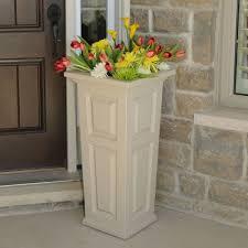 Front Door Planters by 12 Best Entry Way U0026 Front Door Porch Planters Images On Pinterest