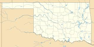 Pierce College Map File Usa Oklahoma Location Map Svg Wikimedia Commons