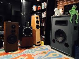 altec home theater let u0027s talk electrostatic speakers audiophile