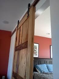 Cedar Barn Door Buy A Custom Reclaimed Wood Sliding Barn Door With Vintage