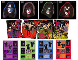 Album Inserts Everythingkiss The Biggest U0026 Best Guide To Collecting Kiss In The