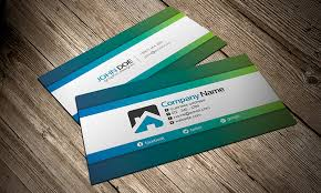 simply creative business card template free download cv00001