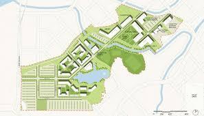 University Of Utah Campus Map Som University Of California Merced U2013 Master Plan