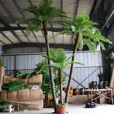 cheap artificial big tree artificial pine tree artificial palm