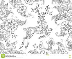 deer coloring pages perfect white tailed deer coloring page free