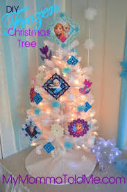 easy diy frozen ornaments tree topper hello nutritarian