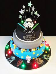 starwars cakes photo gallery sheffield cake decorator birthdays weddings