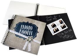 photo album with black pages cover vintage hessian photobooth picture album pages for