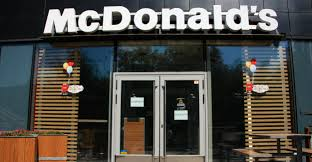 a shuttered mcdonald u0027s symbolizes war u0027s toll in ukraine