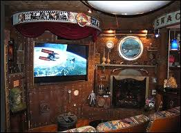 Steam Punk Interior Design 19 Best Steampunk Office Images On Pinterest Steampunk Interior