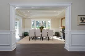 Pictures Of Wainscoting In Dining Rooms Dining Room Wainscoting Beautiful Awesome Wainscoting Dining Room
