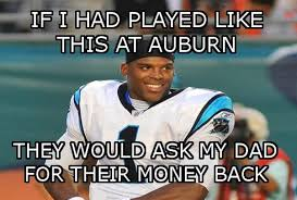 Cam Newton Memes - oh so now cam newton is hurt