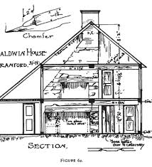 post beam house plans and timber frame drawing packages saltbox