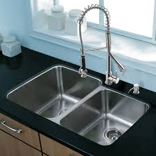 Kitchen Sink With Faucet Set Double Bowl Sink U0026 Faucet Combinations