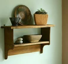 etageres de cuisine etagère de cuisine esprit cabane idees creatives et ecologiques