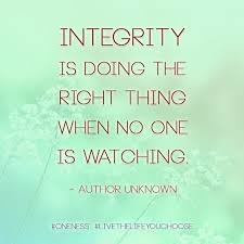 integrity quotes daily quotes