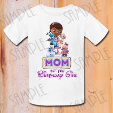 Doc Mcstuffins Home Decor T Shirt Disney Doc Mcstuffins Iron On Transfer Printable Mom