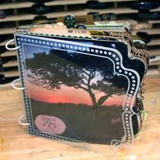 fancy photo albums south africa safari mini scrapbook album gwen