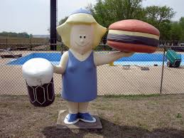 eccentric roadside i u0027ll have four burgers a large sky and a