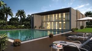 3d interior walkthrough of modern bungalow