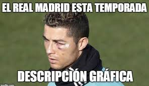 Meme S - facebook real madrid es víctima de memes tras perder ante leganés