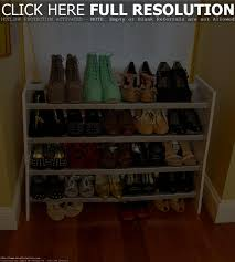 diy shoe storage crafting tips for organizing your home rack