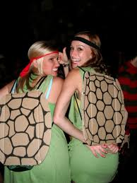 Ninja Turtle Halloween Costume Girls 59 Homemade Diy Teenage Mutant Ninja Turtle Costumes