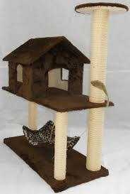 Free Diy Cat Tree Plans by 206 Best Pet Ideas Cat Trees Images On Pinterest Cat Furniture