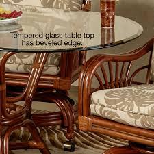 Tropical Dining Room Furniture Leikela Rattan Tropical Dining Furniture Set