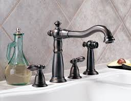Delta 4197 Rb Dst by Delta Faucet 2256 Dst Victorian Two Handle Widespread Kitchen
