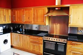 commercial kitchen backsplash kitchen modern kitchen stainless steel backsplash of kitchen