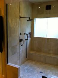 Pictures Of Bathroom Shower Remodel Ideas by Remodelaholic Master Bathroom Remodel With Double Shower