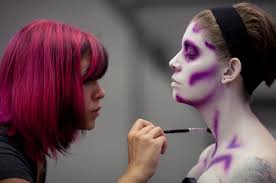 Best Make Up Schools The Imats London Make Up Event Make Up Atelier London Make Up