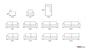 Average Couch Size by Size Of Sofa Sofa Dimensions Dimensions Info Magnificent