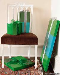 Green Table Gifts by Gift Wrapping Ideas Martha Stewart