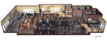 fitness center floor plan fitness space planner