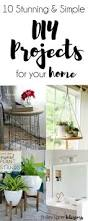 10 stunning and simple diy projects for your home diy room decor