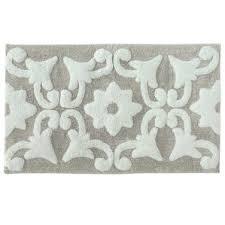 black and white bathroom rugs kassatex ubambini basicsu shag